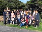 서귀포교회 제1차 천연계 산책 모습