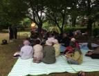 서귀포 모슬포 연합 야외예배(5. 19)